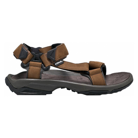 Teva Terra Fi Lite Leather M, hnědá Pánské sandále Teva