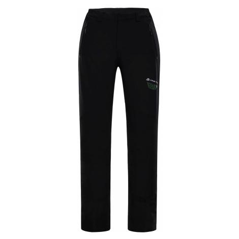 Pánské softshellové kalhoty Alpine Pro POP 3 - černá
