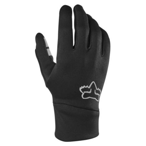 Fox RANGER FIRE GLOVE černá - Zateplené rukavice na kolo