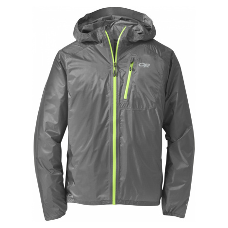 pánská bunda Outdoor Research Men's Helium II Jacket, Pewter