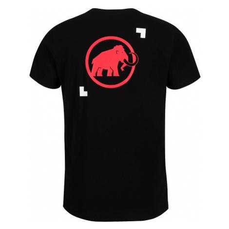 Pánské Triko Mammut Logo T-Shirt Men Woods