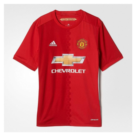 Dětský dres Adidas Manchester United 2016/2017 - Domácí Červená