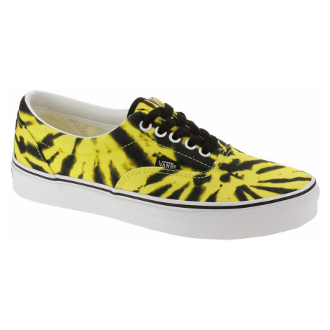 Boty Vans Era tie dye blazing yellow