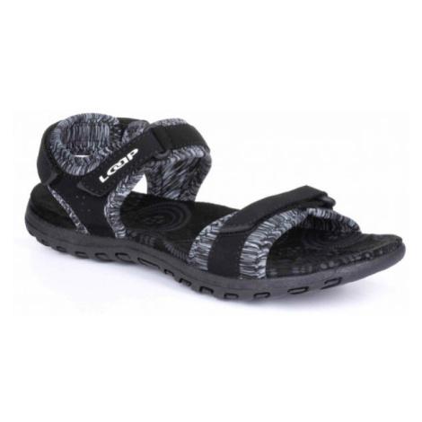 Loap KETTY černá - Dámské sandály