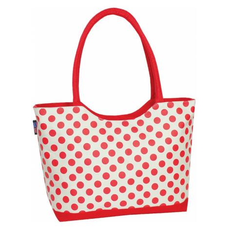 Semiline Woman's Beach Bag 1477-5
