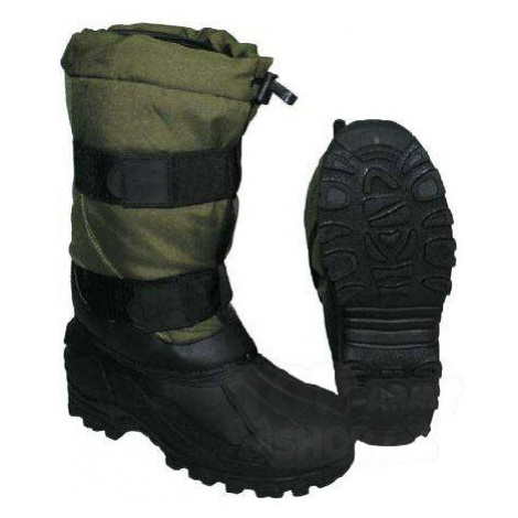 Termo boty zimní Fox 40 – 40 °C FOX OUTDOOR® - zelené - oliv
