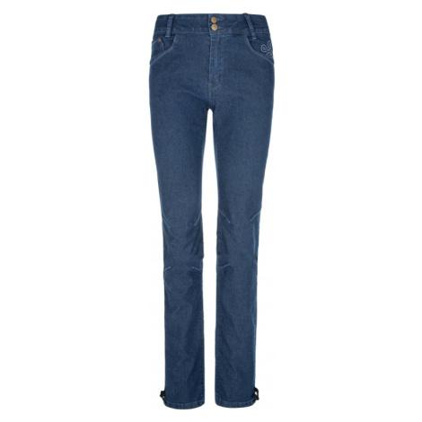 Dámské kalhoty KILPI DANNY-W tmavě modrá