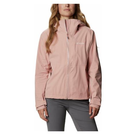 Bunda Columbia Omni-Tech™ Ampli-Dry™ Shell W - světle růžová