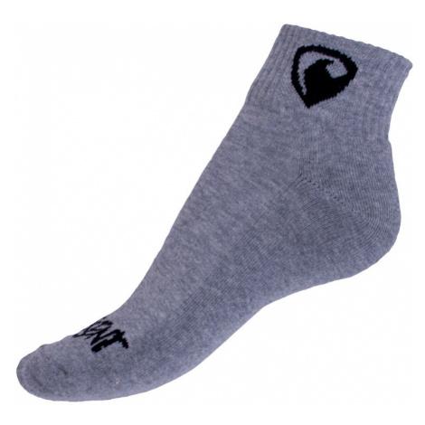 Ponožky Represent short šedé (R8A-SOC-0203) S
