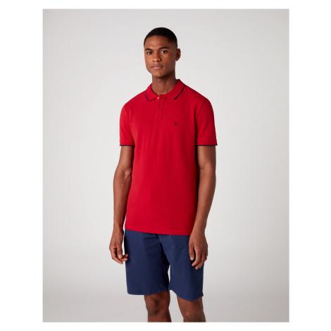 Wranlger pánské tričko s límečkem W7D5K4X47 Wrangler