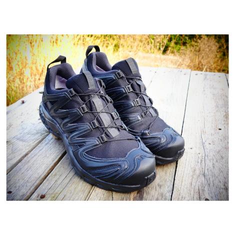 Boty Salomon® XA PRO 3D GTX Forces - černé