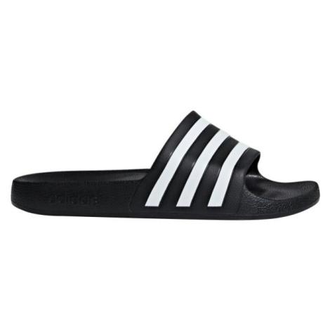 adidas ADILETTE AQUA černá - Unisexové pantofle