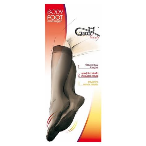 Podkolenky Body Foot Massager 01 15DEN Gatta