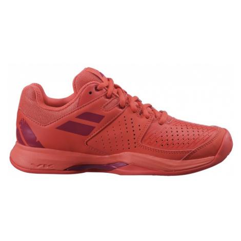 Dámská tenisová obuv Babolat Pulsion Clay Red,