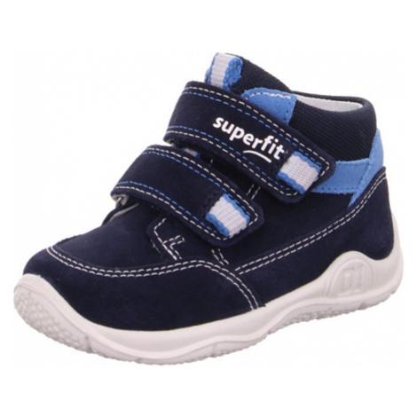 dětské celoroční boty UNIVERSE, Superfit, 0-609415-8000, modrá