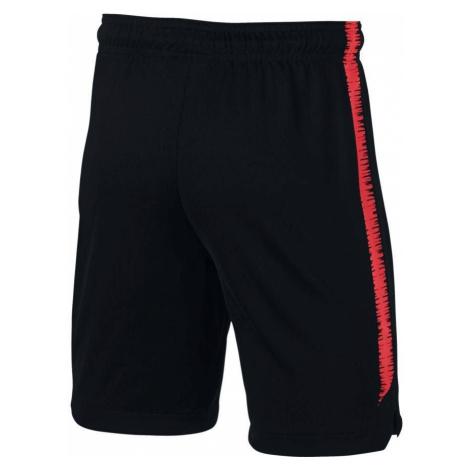 Dětské šortky Nike Dry Squad Černá / Červená