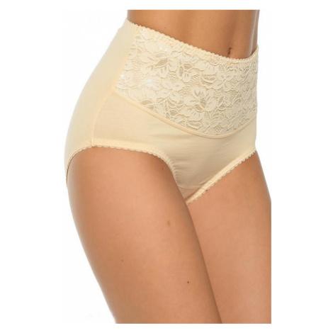 Dámské stahovací kalhotky Mitex Ala béžové | béžová