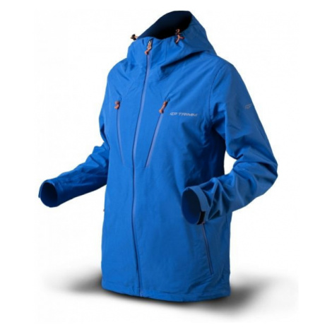 TRIMM INTENSE modrá - Pánská celoroční bunda