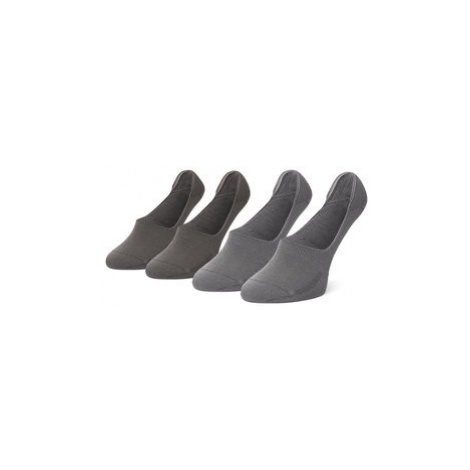 Sada 2 párů kotníkových ponožek unisex Levi's® Levi´s