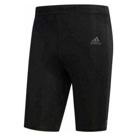 adidas OTR SHORT TGT černá - Pánské běžecké legíny