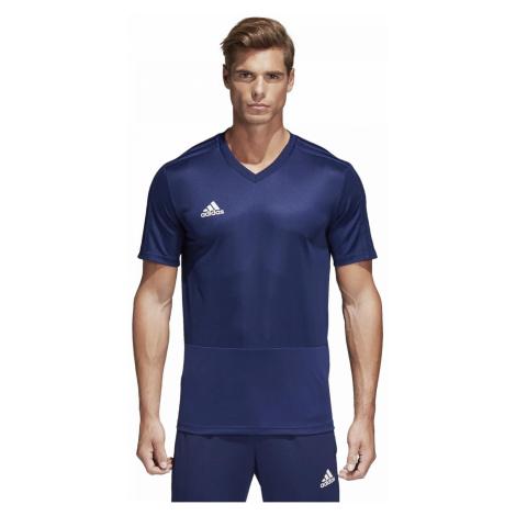 Dres adidas CON18 TR JSY Modrá