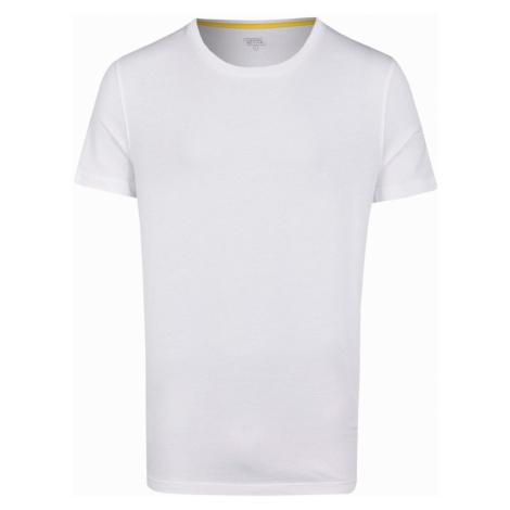 Tričko Camel Active H-T-Shirt 1/2 Arm - Bílá