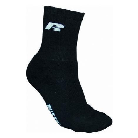 Russell Athletic SOCKS 3PPK černá - Sportovní ponožky