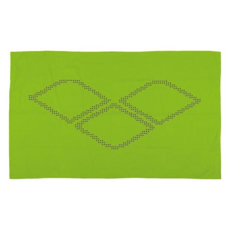 Arena Halo rychleschnoucí ručník Barva: leaf-white