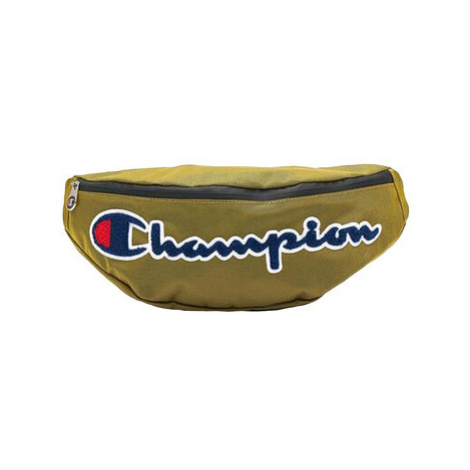 "Champion Belt Bag ""Golden Palm"" Zelená"