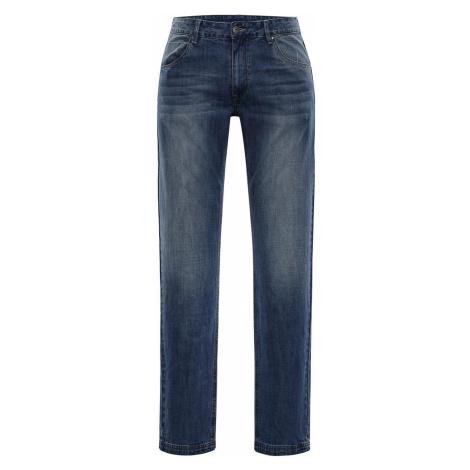 Pánské džínové kalhoty Alpine Pro PAMP 2 - modrá