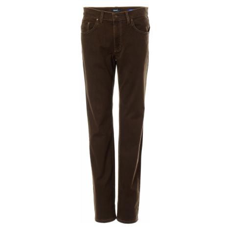 Kalhoty Pioneer Rando pánské hnědé