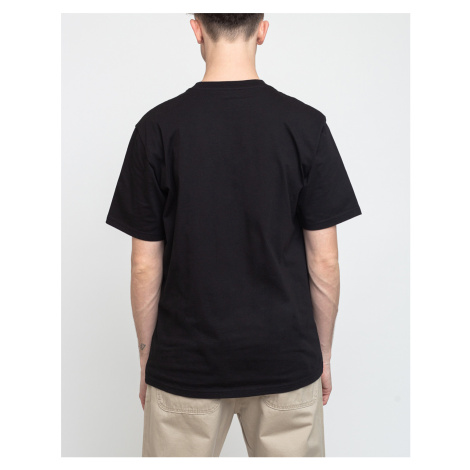 Carhartt WIP S/S Base T-Shirt Black/White