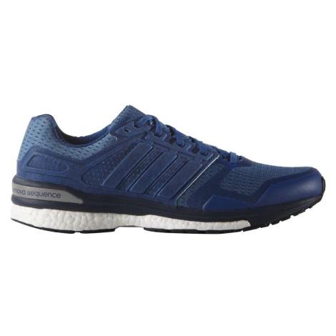 Běžecká obuv adidas Performance Supernova Sequence Modrá / Bílá