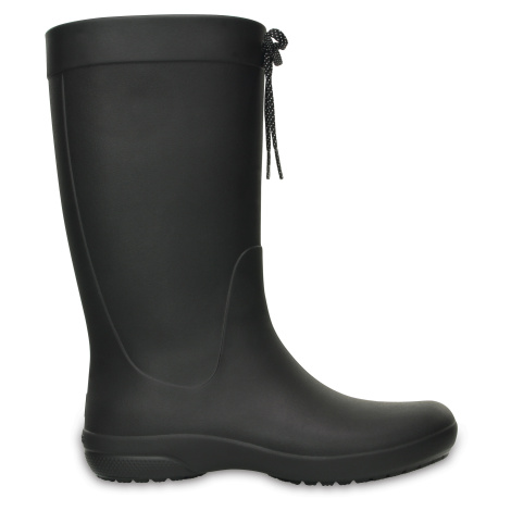 Crocs Crocs Freesail Rain Boot - Black W7