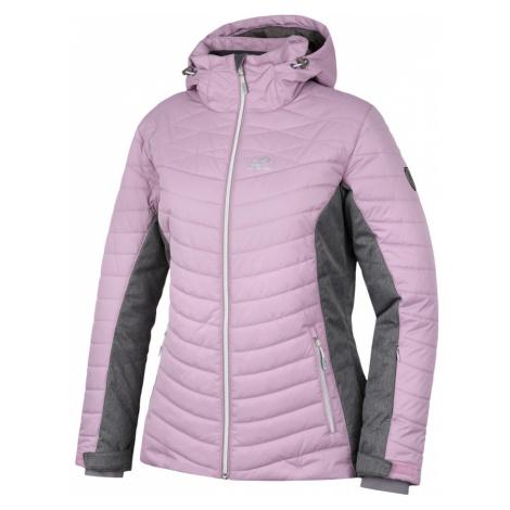 HANNAH BALAY Dámská lyžařská bunda 10000150HHX01 mauve shadows/gray mel