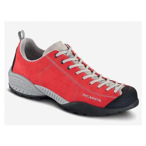 Scarpa boty Mojito, červená