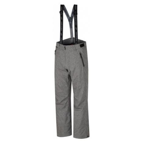 Hannah OSMOND šedá - Pánské lyžařské kalhoty