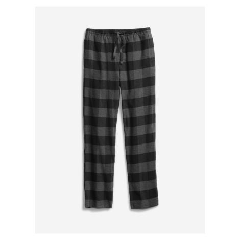 Kalhoty na spaní GAP Šedá
