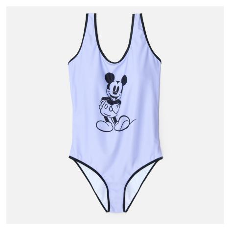 House - Plavky Mickey Mouse - Vícebarevná