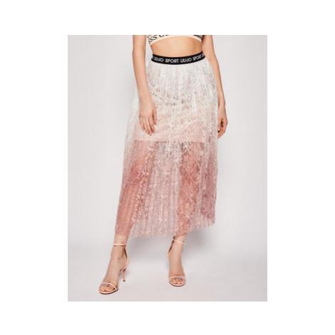 Plisovaná sukně Liu Jo Sport