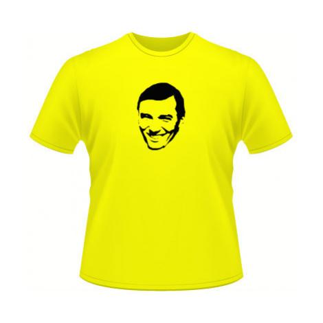 Pánské tričko na tělo Karel Gott