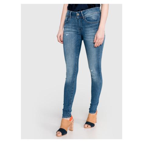 Lynn Jeans G-Star RAW Modrá