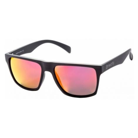 Brýle Meatfly Trigger wood, red