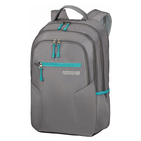"""AT Batoh na notebook 15,6"""" Urban Groove Grey/Green, 32 x 24 x 48 (78830/2983) American Tourister"""