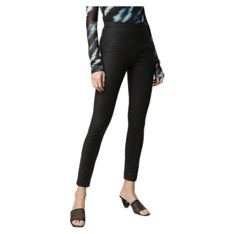 Černé elastické kalhoty - PATRIZIA PEPE