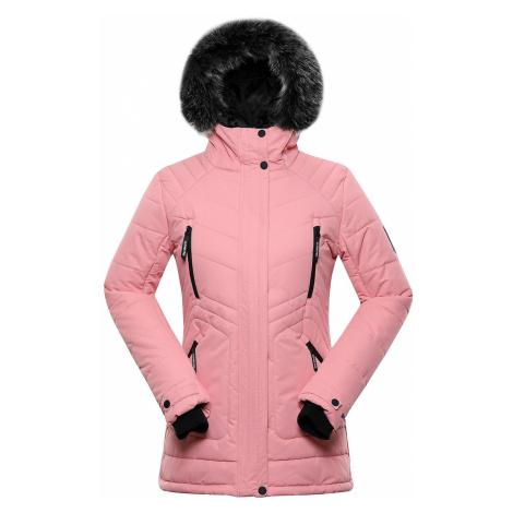 Dámská bunda Alpine Pro ICYBA 6 - růžová