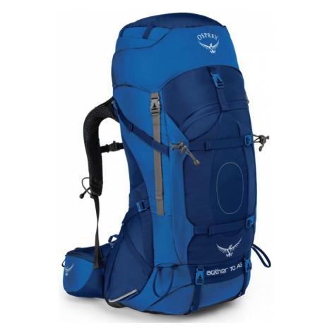 OSPREY AETHER AG 70 Turistický batoh OSP2103040802 neptune blue
