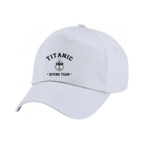 Dětská kšiltovka TITANIC DIVING TEAM