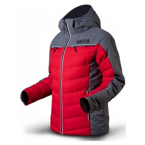 TRIMM CORTEZ červená - Pánská lyžařská bunda