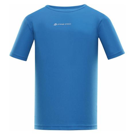 ALPINE PRO NASMAS 3 Pánské funkční triko MTST463697 brilliant blue